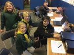 Wargrave Cubs and Scouts Experience International Scouting with JOTA
